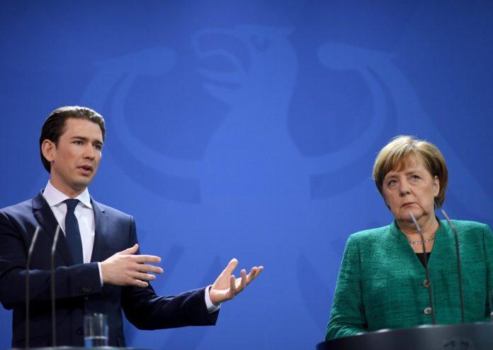 Kurtz, Merkel