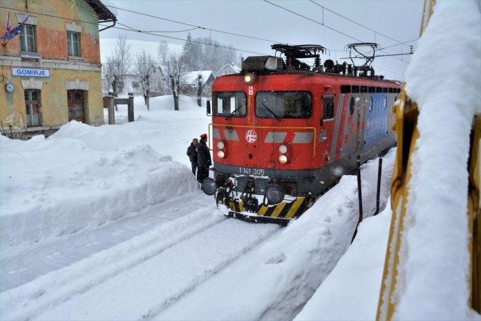 Vlak, Hž