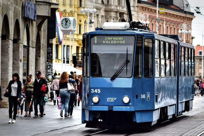 Zet, tramvaj