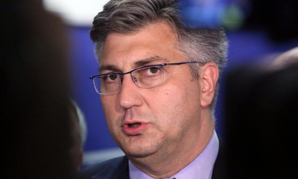 Plenković: Koalicija je stabilna, nema pritisaka i sve je u redu