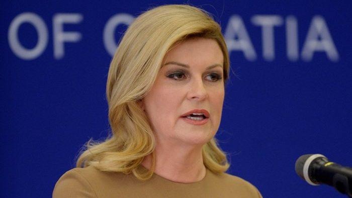 """Grabar Kitarović: """"Sva otvorena pitanja oko Vukovara trebala su i trebaju biti riješena"""""""