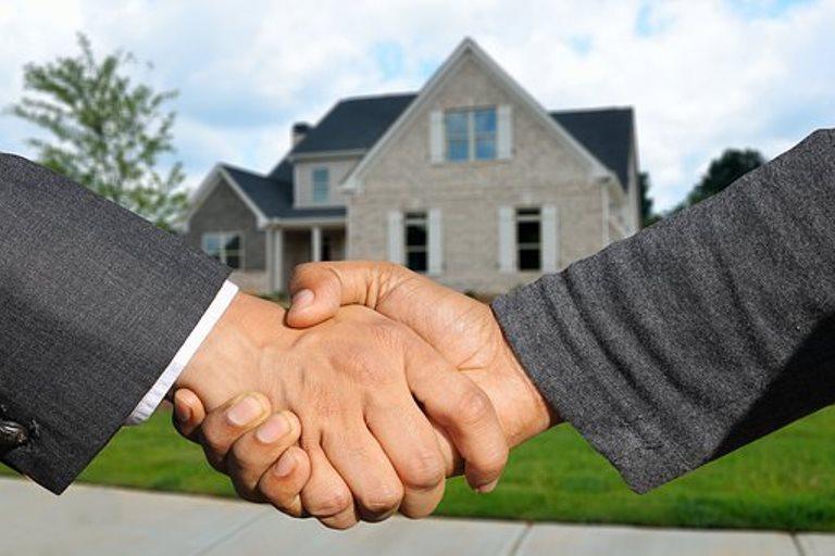 Stranica za upoznavanje agenata za nekretnine