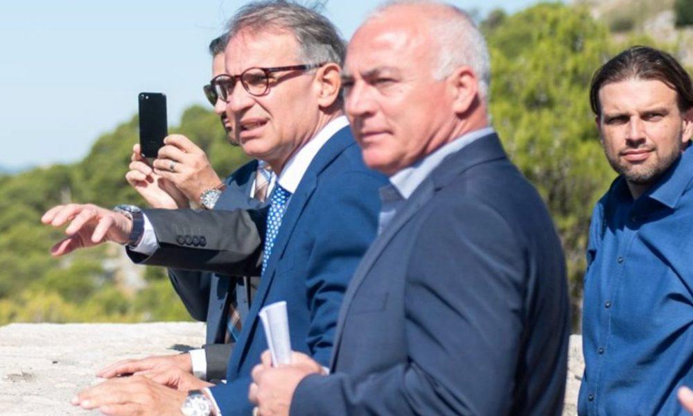 Ministar Capelli oduševljen je šibenskim turizmom, primjer svim turističkim središtima