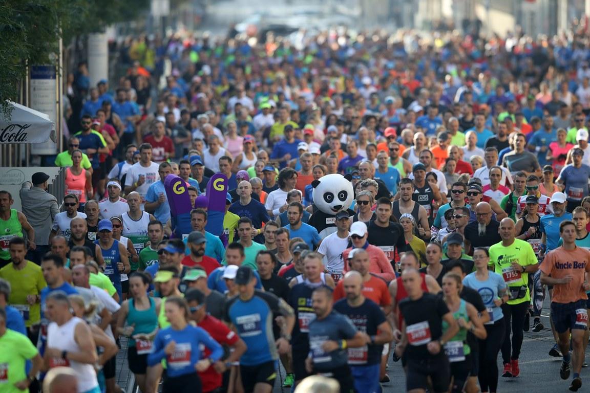 Zagrebacki Maraton Slavili Kenijci Biwot I Rebecca Korir