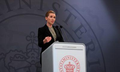 Danska premijerka Mette Frederiksen