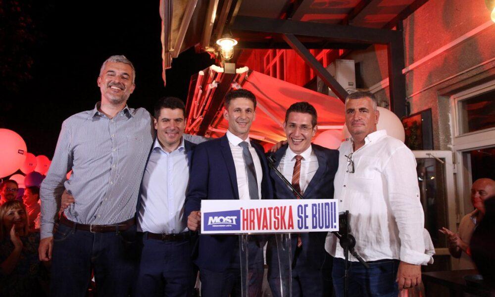 Petrov: Veseli me rezultat Mosta, iskren pristup se isplati